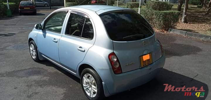 2005 Nissan March in Rose Hill - Quatres Bornes, Mauritius - 3