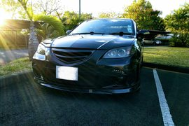 2004' Mazda 3 MPS GT Luxury Edition