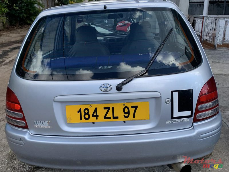 1997 Toyota Starlet in Terre Rouge, Mauritius - 5