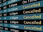 At least 2,300 Flights Cancelled, 3,900 Delayed as Snow Storm Snarls US Travel