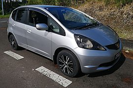 2010' Honda Fit Automatic