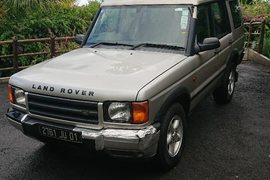 2001' Land Rover Discovery Series II