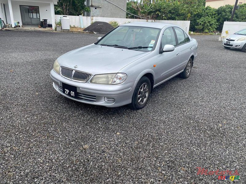 2001 Nissan Sunny N16 Manual JAPAN in Roches Noires - Riv du Rempart, Mauritius - 2