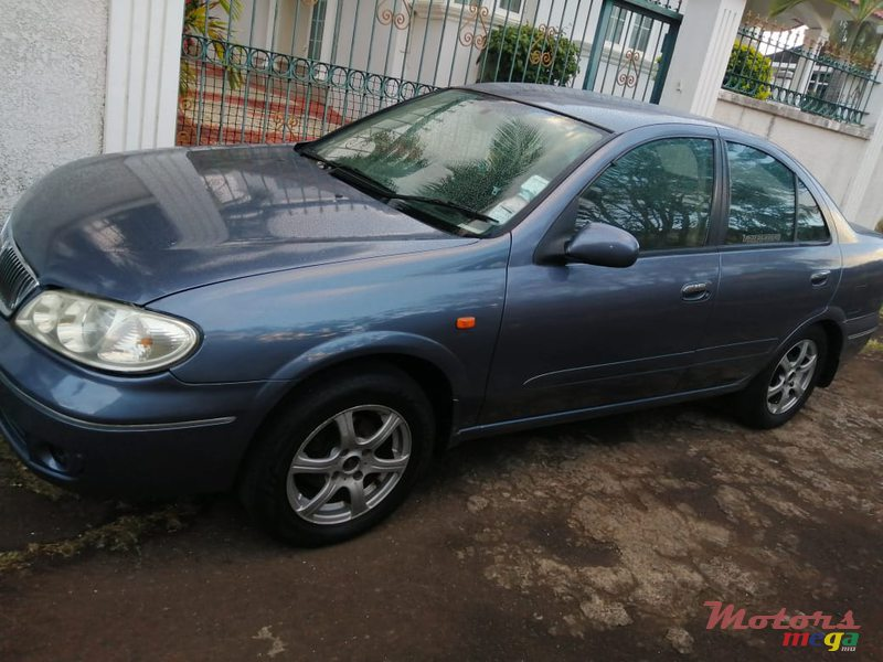 2005 Nissan Sunny in Port Louis, Mauritius - 4
