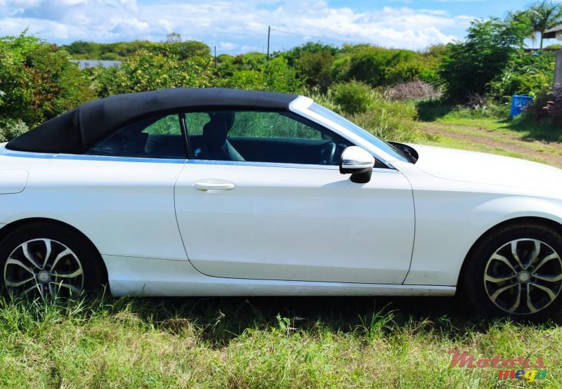 2017 Mercedes-Benz C-Class C180 Cabriolet in Grand Baie, Mauritius - 3
