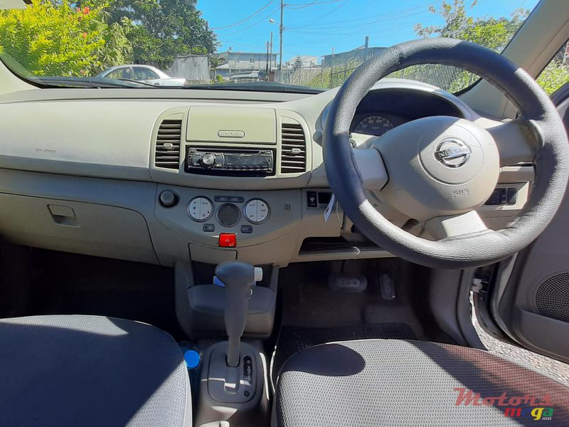2004 Nissan March in Curepipe, Mauritius - 3