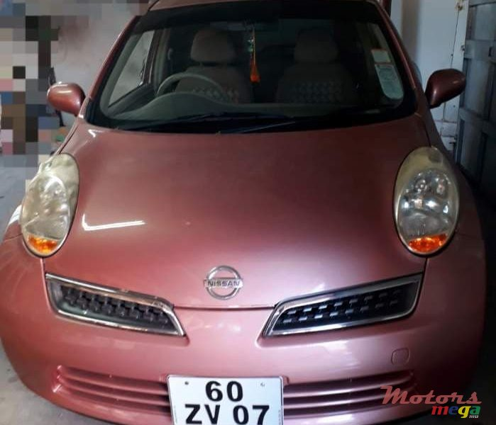 2007 Nissan March in Vacoas-Phoenix, Mauritius - 3