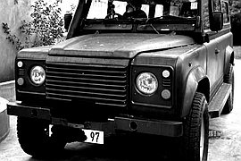1997' Land Rover Defender 110