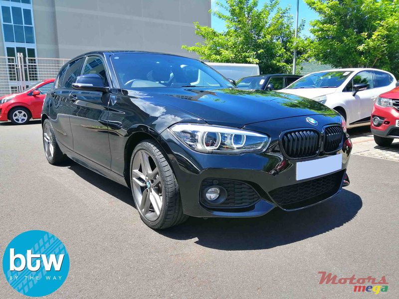 2018 BMW 1 Series 120i M Sport Package in Moka, Mauritius