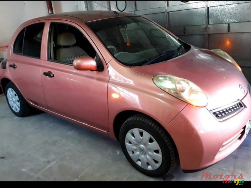 2007 Nissan March in Vacoas-Phoenix, Mauritius