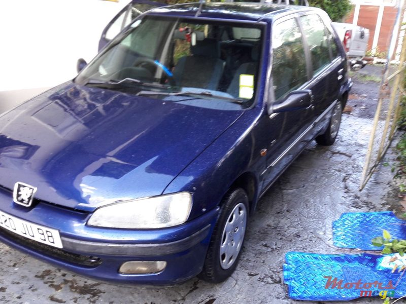 1998 39 peugeot 106 equinox for sale 85 000 rs david terre rouge mauritius. Black Bedroom Furniture Sets. Home Design Ideas