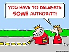 Three Steps to Choosing what to Delegate