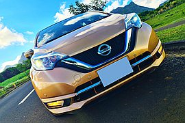 2017' Nissan Note