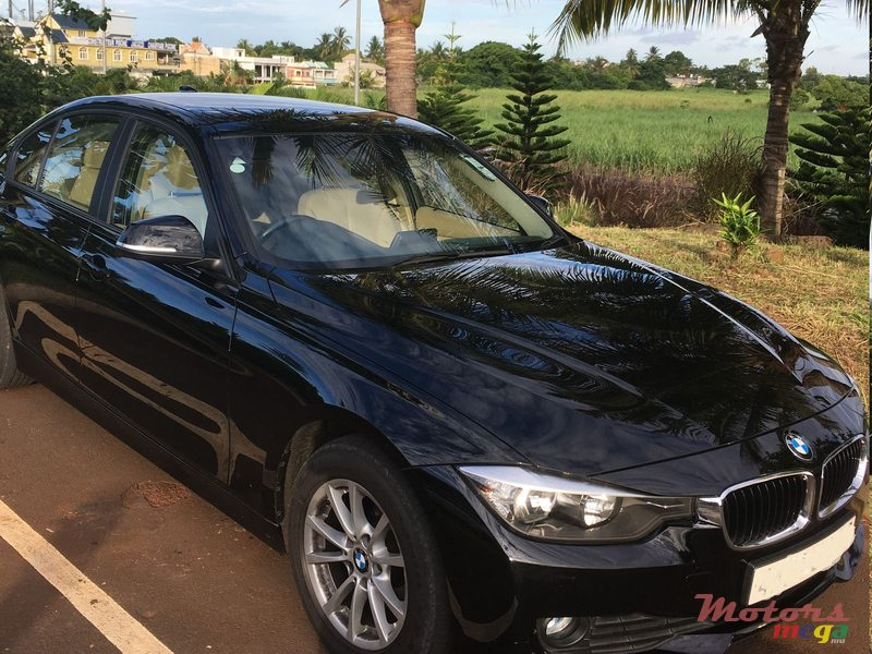 2013 BMW 3 Series 320 i in Grand Baie, Mauritius - 2