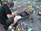 Video of the Day: Awesome Street Artist Showing Skills