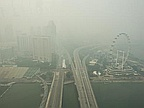 Smoky Smog Brings Singapore Daily Life to a Halt