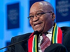 Zuma's Job in Peril Over S. African Finance Ministry Scandal