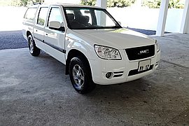 2012' JMC Pick UP 2X4 Manual 2.8L