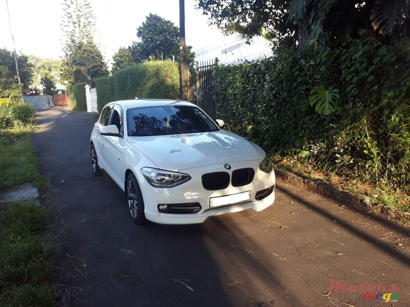 2012 BMW 116 M Sport line Turbo in Curepipe, Mauritius