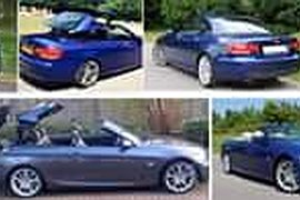 2008' BMW 3 Series Convertible