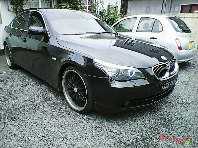 2004 39 bmw 530 530i for sale 450 000 rs cervo vacoas phoenix mauritius. Black Bedroom Furniture Sets. Home Design Ideas