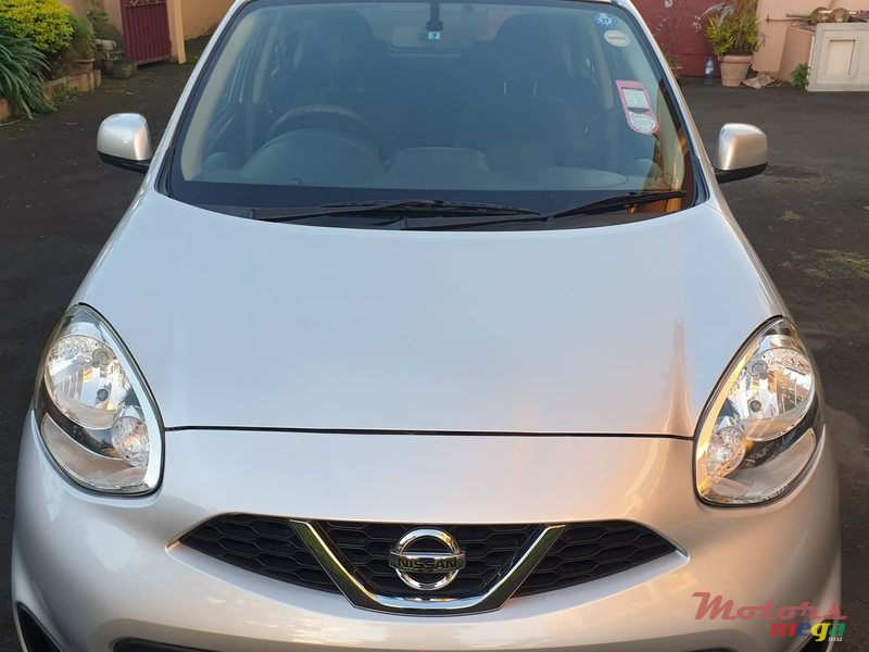 2014 Nissan March in Vacoas-Phoenix, Mauritius