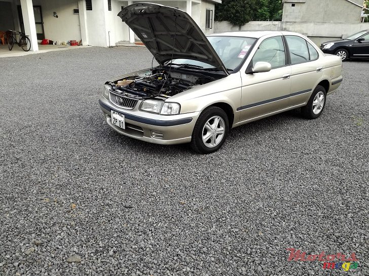 2001 Nissan Sunny FB15 Manual 1.5L JAPAN in Roches Noires - Riv du Rempart, Mauritius