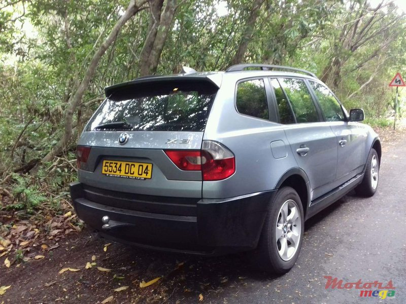2004\' BMW X3 2.0d for sale - 300,000 Rs. 54944588, Curepipe, Mauritius -