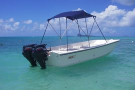1998' Boston Whaler SUPERSPORT 17