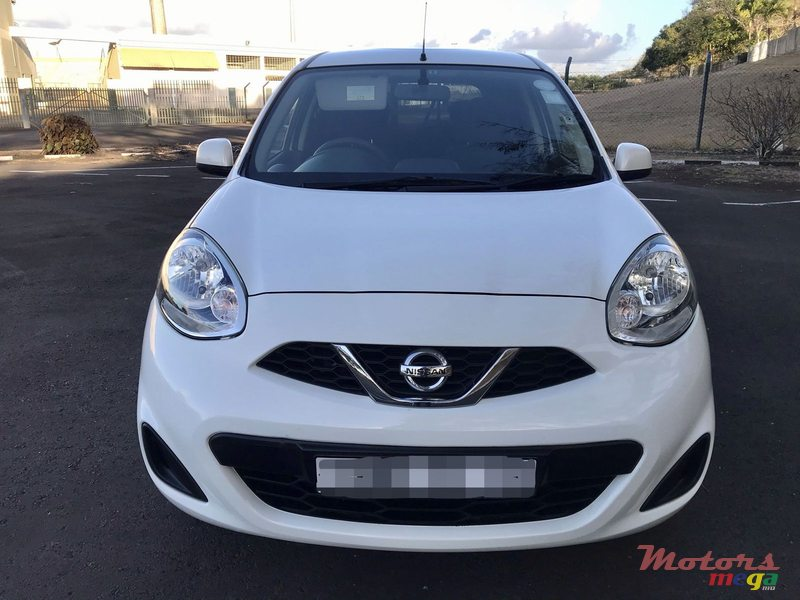 2015 Nissan March in Grand Baie, Mauritius - 2