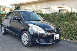 2012' Suzuki Swift Japon automatic
