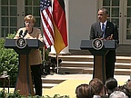 Obama, Angela Merkel To Display Unity Against Russia