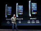 "Apple's iPhone 5 Bigger, Faster But Lacks ""Wow"""
