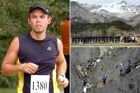 Lubitz is alleged to have brought down the plane