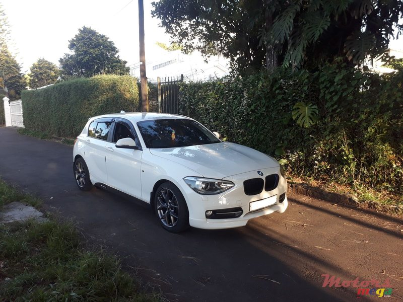 2012 BMW 116 M Sport line Turbo in Curepipe, Mauritius - 2