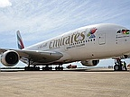 The Emirates A380 will Serve Mauritius Tomorrow
