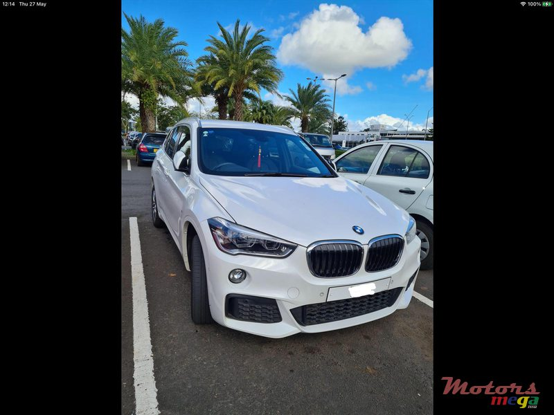 2018 BMW X1 M sport with comfort access in Port Louis, Mauritius