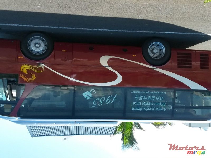 2007 YUTONG Luxury bus with Air con en Rose Hill - Quatres Bornes, Maurice
