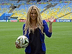 FIFA World Cup: Shakira, Carlos Santana, Samba for Closing Ceremony