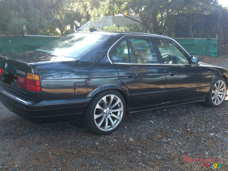 1989 BMW E34 6 cylinders 2000cc in Grand Baie, Mauritius
