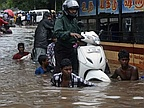 India's Chennai Hit by Rain and Deadly Flooding
