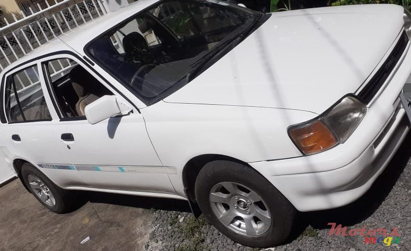 1991 Toyota Starlet in Terre Rouge, Mauritius