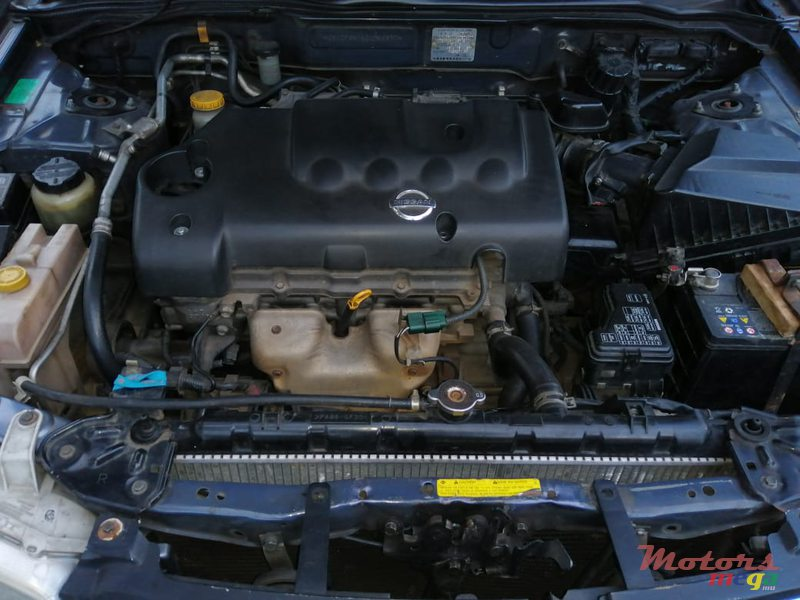 2005 Nissan Sunny in Port Louis, Mauritius - 5