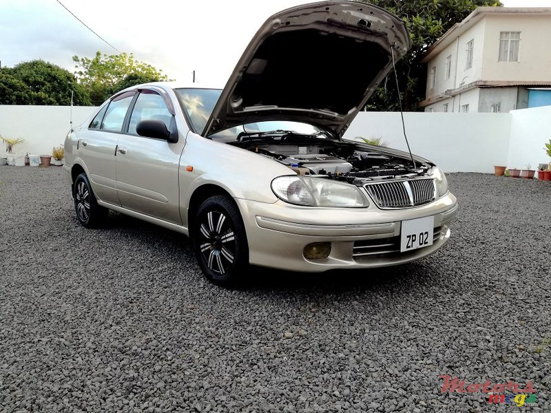 2002 Nissan Sunny N16 JAPAN in Roches Noires - Riv du Rempart, Mauritius