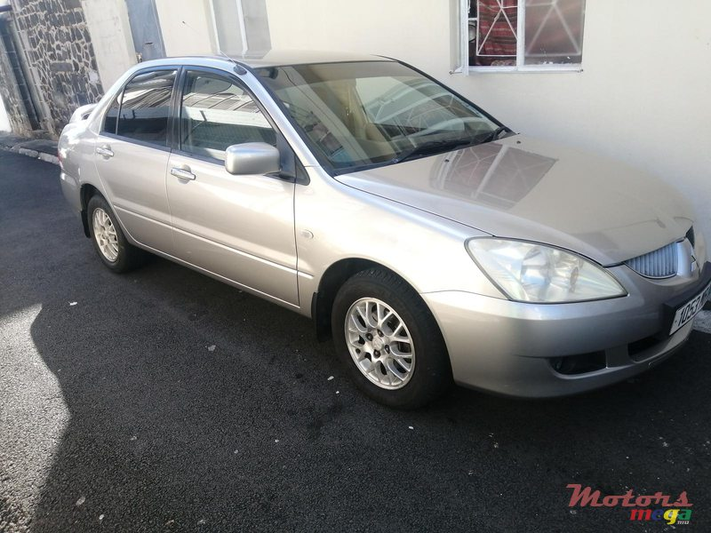 2006 Mitsubishi Lancer in Port Louis, Mauritius - 2