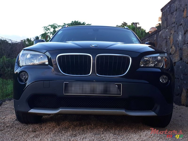 2010 BMW X1 in Terre Rouge, Mauritius - 2