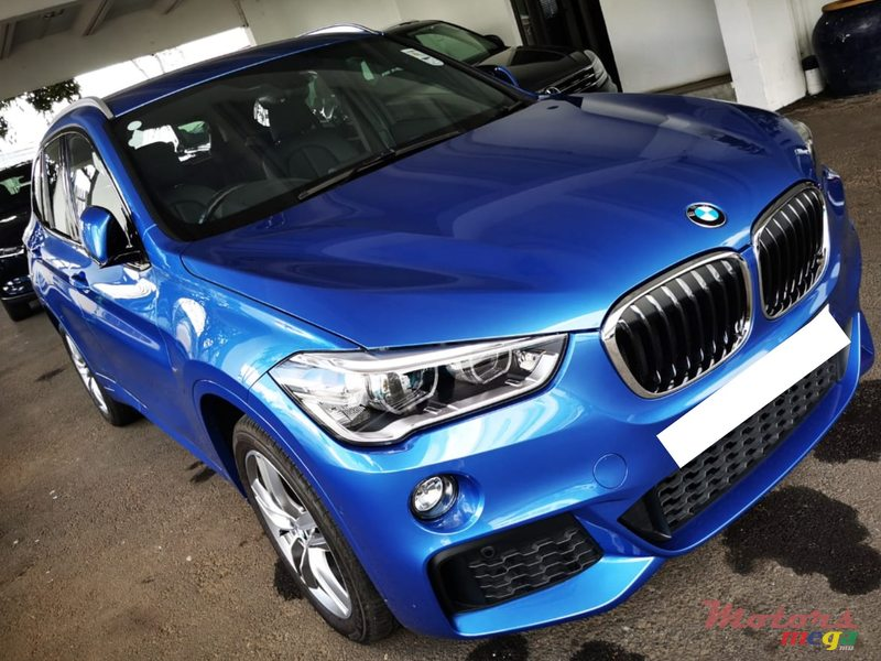 2019 BMW X1 1.5 S Drive 18i  M Sport Pack in Grand Baie, Mauritius - 2