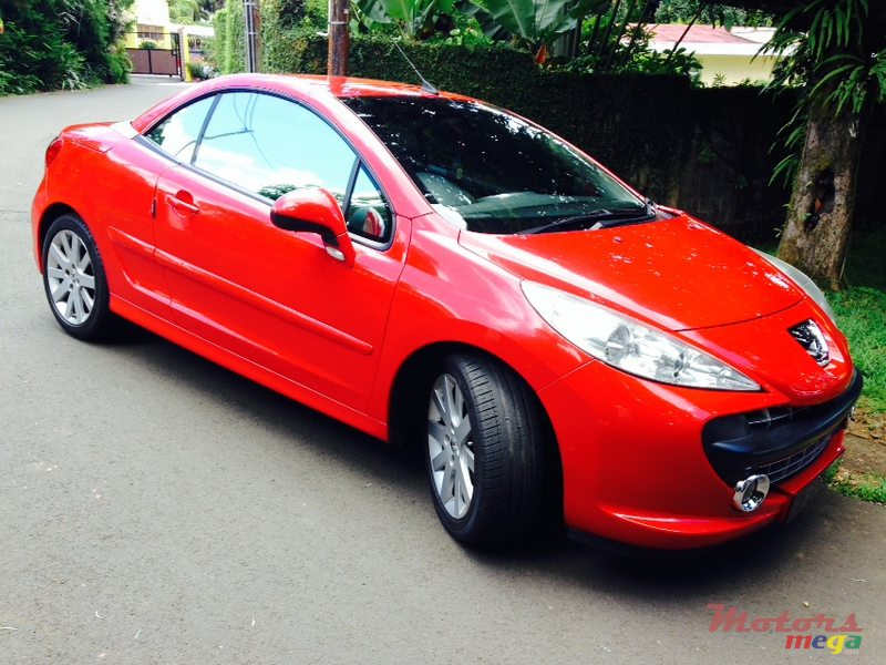 2008 39 peugeot 207 1 6 gti sport pack for sale 550 000 rs sagar curepipe mauritius. Black Bedroom Furniture Sets. Home Design Ideas