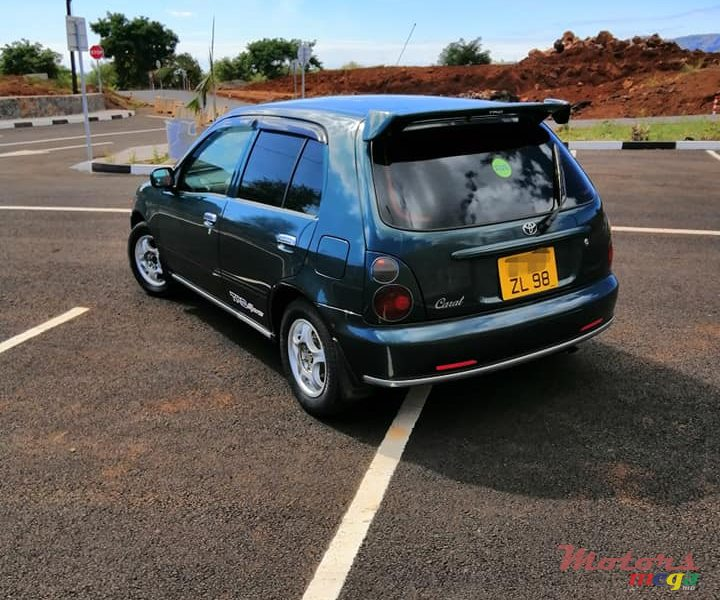 1998 Toyota Starlet N/A in Rivière Noire - Black River, Mauritius - 3