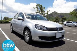 2012' Volkswagen Golf 6